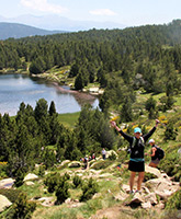 Pyrenees Costa Brava walking photo